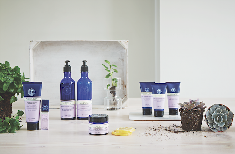 Neal's Yard Remedies partners with Alps Chalet Mountain Mavericks Morzine, France | Chalets with luxury toiletries