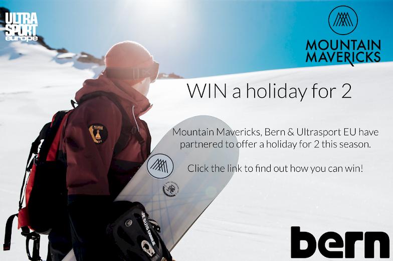 Mountain Mavericks Win a holiday competition. Bern