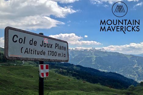 Col De Joux Plane Cycling Holiday Morzine - Mountain Mavericks