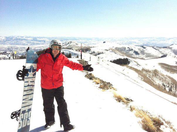 Mountain Mavericks Snowboard Camp - Bill Derbyshire