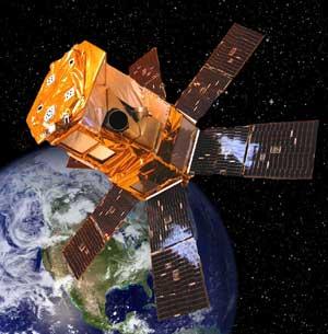 the source satelite