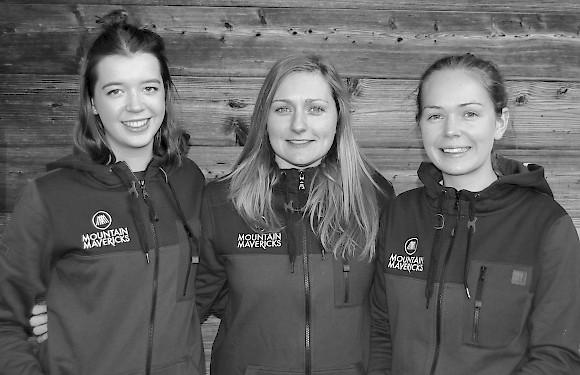 Chalet Chambertin Staff 2017 - Mountain Mavericks