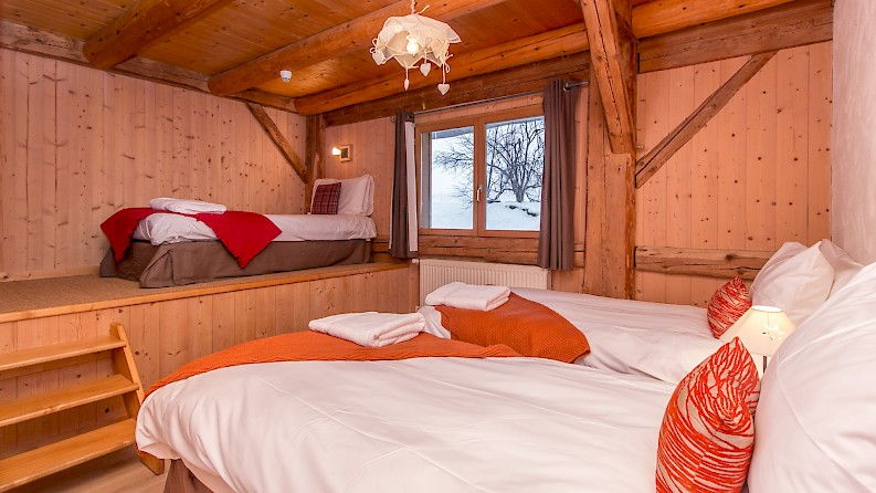 Morzine skiing holiday chalet deal 2017