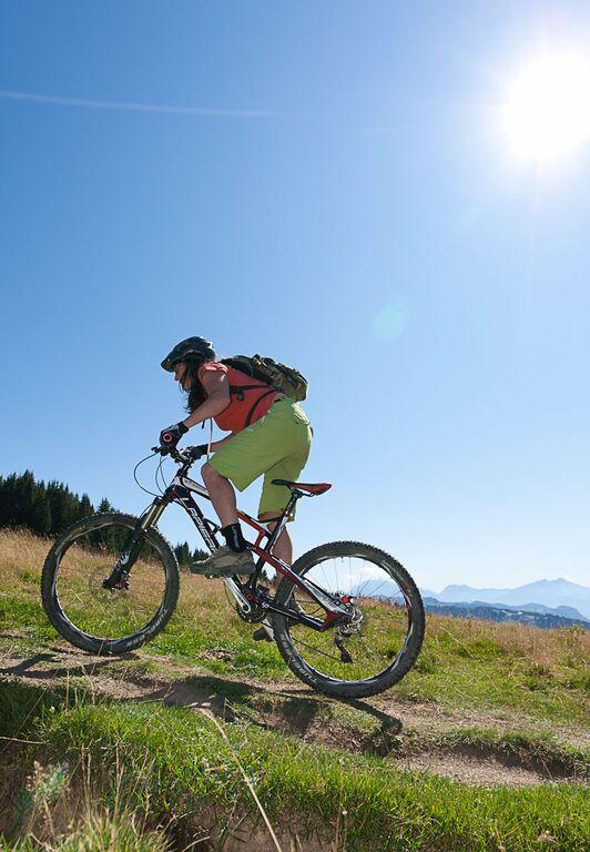 Mountain Biking Chalet Morzine | Mountain Mavericks