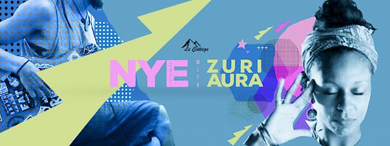 Zuri Aura New Years Party in Morzine 2017