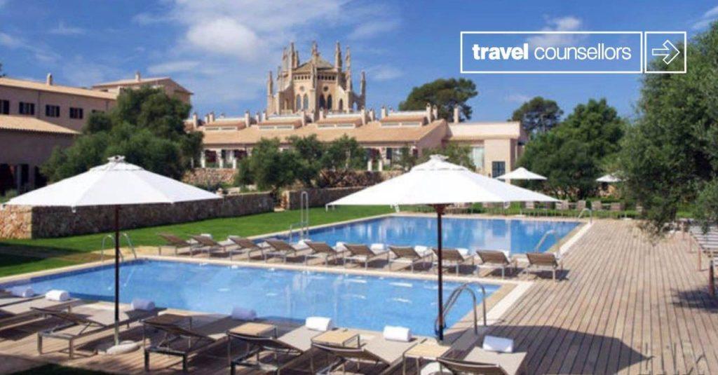 The Zoetry Mallorca - 14th century manor hotel