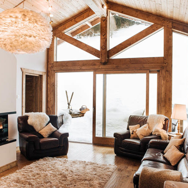 chambertin living room